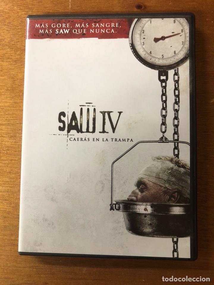 SAW IV DVD ORIGINAL (Cine - Películas - DVD)