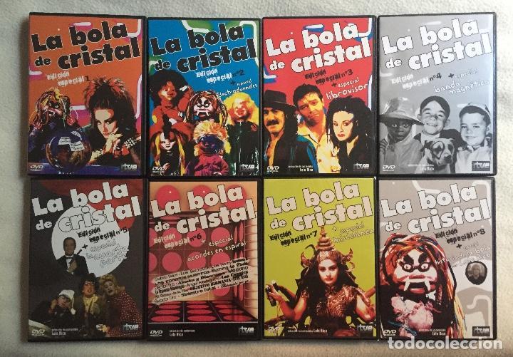 LA BOLA DE CRISTAL ( PRIMERA TEMPORADA COMPLETA EN 8 DVD, EDICIÓN ESPECIAL) (Cine - Películas - DVD)