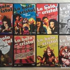 Cine: LA BOLA DE CRISTAL ( PRIMERA TEMPORADA COMPLETA EN 8 DVD, EDICIÓN ESPECIAL) . Lote 147788402