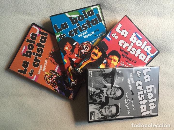 Cine: LA BOLA DE CRISTAL ( PRIMERA TEMPORADA COMPLETA EN 8 DVD, EDICIÓN ESPECIAL) - Foto 2 - 147788402