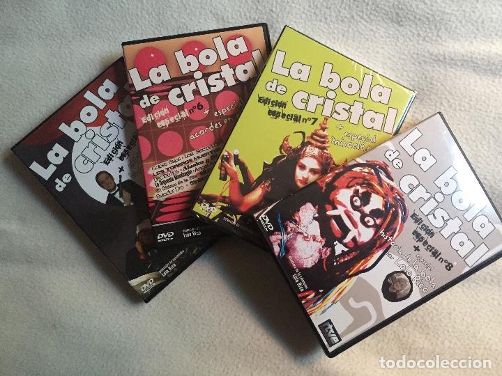 Cine: LA BOLA DE CRISTAL ( PRIMERA TEMPORADA COMPLETA EN 8 DVD, EDICIÓN ESPECIAL) - Foto 3 - 147788402