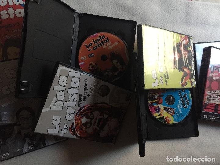 Cine: LA BOLA DE CRISTAL ( PRIMERA TEMPORADA COMPLETA EN 8 DVD, EDICIÓN ESPECIAL) - Foto 5 - 147788402