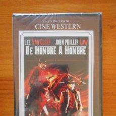 Cine: DVD DE HOMBRE A HOMBRE - NUEVA, PRECINTADA (EO). Lote 147849974
