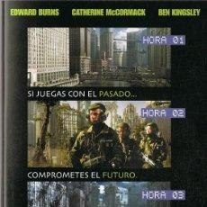 Cine: EL SONIDO DEL TRUENO EDWARD BURNS . Lote 147850782