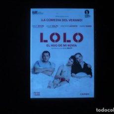 Cine: LOLO EL HIJO DE MI NOVIA. Lote 147893278