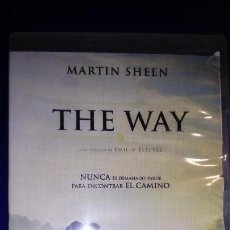 Cine: THE WAY DVD MARTIN SHEEN. Lote 147949546
