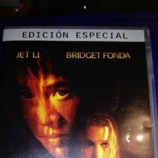 Cine: DVD EL BESO DEL DRAGON - EDICION ESPECIAL - JET LI - BRIDGET FONDA. Lote 147949558