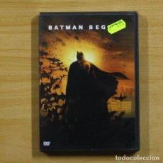 Cine: BATMAN BEGINS - DVD. Lote 148141148
