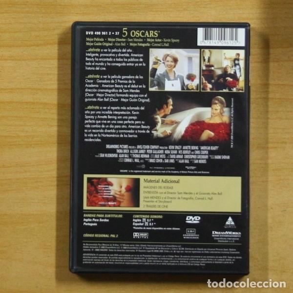 Cine: AMERICAN BEAUTY - DVD - Foto 2 - 148142982