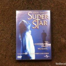 Cine: JESUS CHRIST SUPERSTAR (DVD) . Lote 148153058
