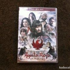Cine: ÁGUILA ROJA (DVD + BLU RAY) . Lote 148159266