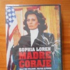 Cine: DVD MADRE CORAJE - SOPHIA LOREN - NUEVA, PRECINTADA (5L). Lote 148173402