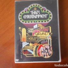 Cine: DVD-THAT´S ENTERTAIMENT. Lote 148176490
