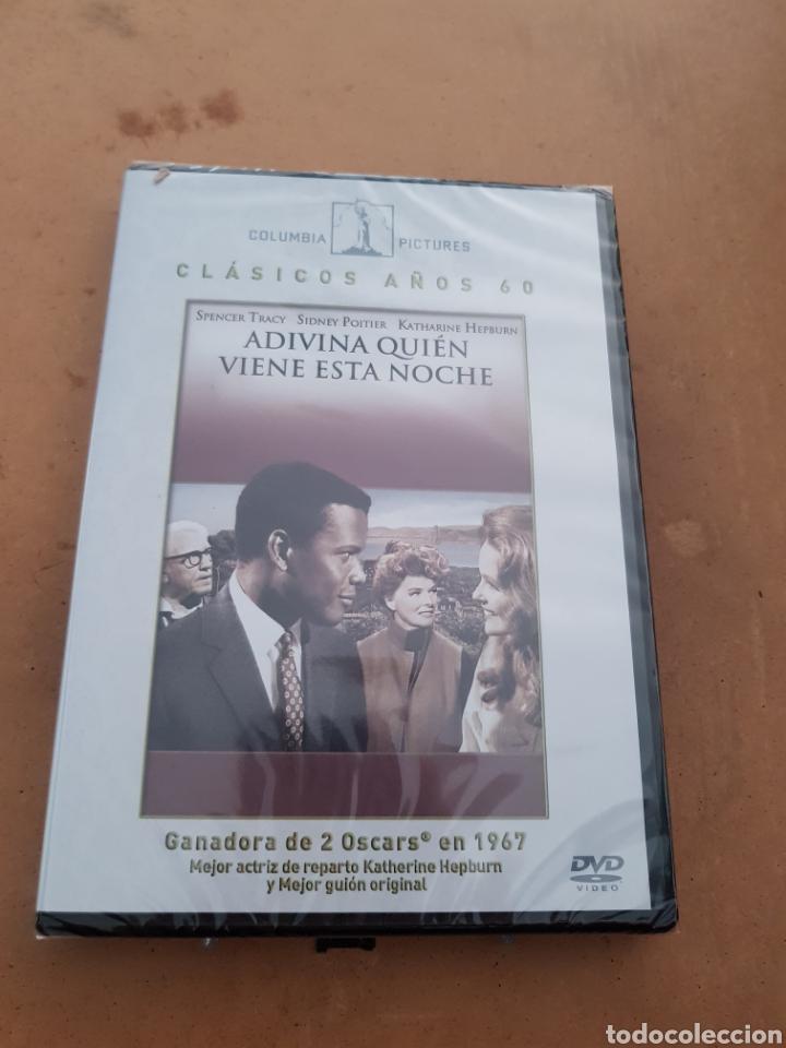 ( SONY) ADIVINA QUIEN VIENE ESTA NOCHE - DVD NUEVO PRECINTADO (Cine - Películas - DVD)