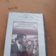 Cine: ( SONY) ADIVINA QUIEN VIENE ESTA NOCHE - DVD NUEVO PRECINTADO. Lote 148178016