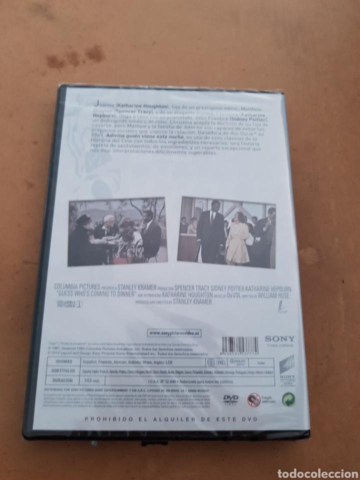Cine: ( SONY) ADIVINA QUIEN VIENE ESTA NOCHE - DVD NUEVO PRECINTADO - Foto 2 - 148178016