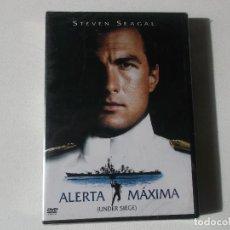 Cine: ALERTA MAXIMA STEVEN SEAGAL PRECINTADA. Lote 148180802