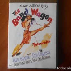 Cine: DVD-THE BAND WAGON. Lote 148180954