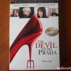 Cine: DVD-THE DEVILS WEARS PRADA-INGLES. Lote 148181678
