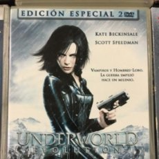 Cine: UNDERWORLD EVOLUTION EDICION ESPECIAL . Lote 148182338