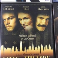 Cine: GANGS OF NEW YORK. Lote 148183014
