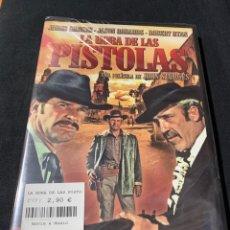 Cine: ( A75 ) LA HORA DE LAS PISTOLAS - JAMES GARNER ( DVD NUEVO PRECINTADO ). Lote 148209222