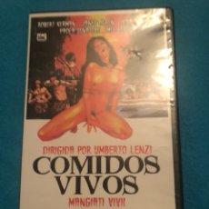 Cine: COMIDOS VIVOS. Lote 148227566