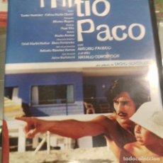 Cine: CORTO MI TÍO PACO TACHO GONZÁLEZ . Lote 148227610