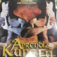 Cine: EL APRENDIZ DE KUNG-FU JACKIE CHAN . Lote 148227978
