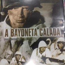 Cine: A BAYONETA CALADA SAMUEL FULLER . Lote 148228270