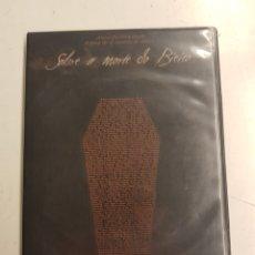 Cine: SOBRE A MORTE DO BEITO DVD. Lote 148281405