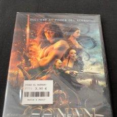 Cinéma: ( A78 ) CONAN EL BÁRBARO - JASÓN MOMOA ( DVD NUEVO PRECINTADO ). Lote 148282065
