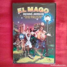 Cine: EL MAGO DE OZ. THE WIZ. SIDNEY LUMET. DIANA ROSS, MICHAEL JACKSON (PRECINTADA). Lote 148519414