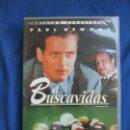 Cine: EL BUSCAVIDAS DE ROBERT ROSSEN. PAUL NEWMAN. 1961 EDICION COLECCIONISTA DVD MBE. Lote 148558470