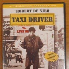 Cine: TAXI DRIVER. PRECIOSA PELÍCULA EN DVD. 1999. EN INGLÉS.. Lote 148642558