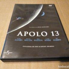 Cine: APOLO 13 DVD USADO. Lote 148648134