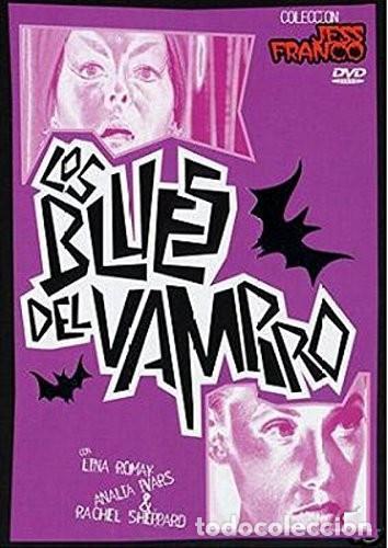 LOS BLUES DEL VAMPIRO - JESUS FRANCO - DVD PRECINTADO (Cine - Películas - DVD)