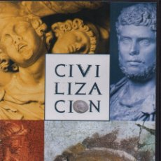 Cine: CIVILIZACIÓN CIUDADES DE HISPANIA ROMANA. Lote 148709445