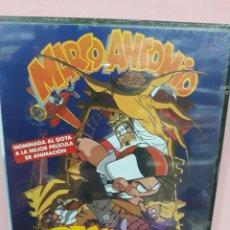 Cine: MARCO ANTONIO RESCATE EN HONG KONG DVD -PRECINTADO-. Lote 148819921