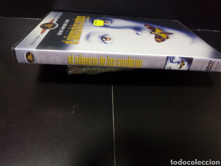 Cine: El silencio de los corderos dvd - Foto 2 - 171344060