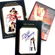 Cine: DIRTY DANCING / EDICION COLECCIONISTA / DVD / INCLUYE LIBRETO / CERCA DE NUEVA. Lote 148889526
