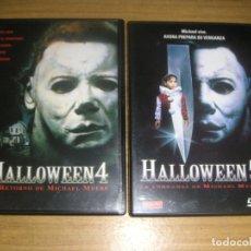 Cine - Halloween 4: el retorno de Michael Myers (1988) + Halloween 5: la venganza de Michael Myers (1989) - 148953784