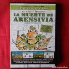 Cine: LA MUERTE DE ARENSIVIA, HISTORIAS DE LA PUTA MILI. EL JUEVES. ANIME.. Lote 149225714