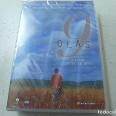 Cine: 9 OLAS -SIMONE SAIBENE -DVD -PRECINTADO-N. Lote 149232050