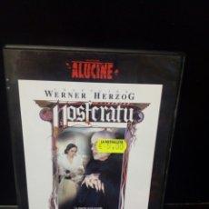 Cine: NOSFERATU DVD. Lote 149361997