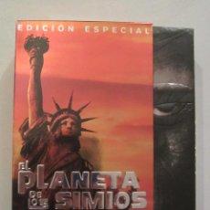 Cine: DVD SAGA EL PLANETA DE LOS SIMIOS. Lote 149364358
