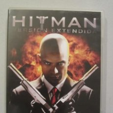 Cine: DVD HITMAN VERSION EXTENDIDA. Lote 149364574