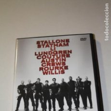 Cine: DVDS SYLVESTER STALLONE. Lote 149526242