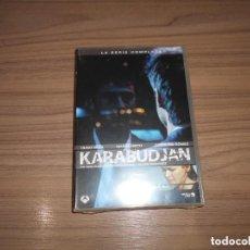 Cine: KARABUDJAN SERIE COMPLETA 3 DVD 480 MIN. HUGO SILVA NUEVA PRECINTADA. Lote 152435642