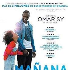 Cine: MAÑANA EMPIEZA TODO - OMAR SY. Lote 149537826